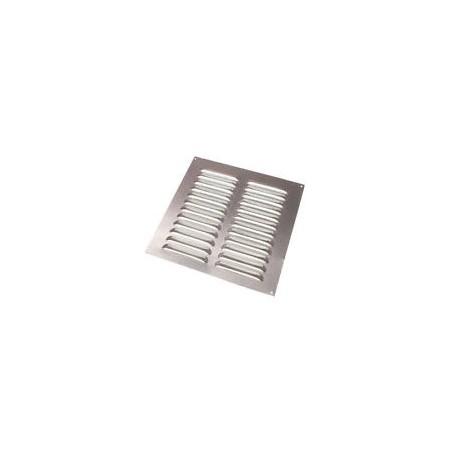grille d 39 a ration pour fourgon 150x150mm aluminium louvre aci express. Black Bedroom Furniture Sets. Home Design Ideas